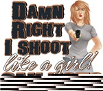Can You Shoot Like a Girl?