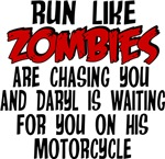 Run Like Zombies are Chasing You