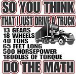 Trucker Math
