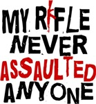 My Rifle Never Assaulted