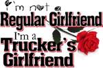 Not a Regular Girlfriend - Trucker's Girlfriend