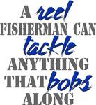 A Reel Fisherman