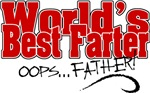 World's Best Farter (oops.. FATHER!)