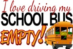 Bus Driver - Empty Bus