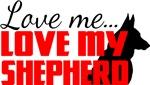 Love Me, Love My Shepherd