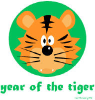 Year of the Tiger (kids)