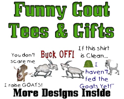 Funny Goat Gifts