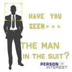 Person of Interest Man in the Suit