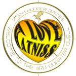 I Love Katniss  Heart