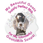 Beautiful Goats Soap