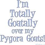 Totally Goatally Pygora Goat