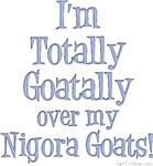 Totally Goatally Nigora Goat