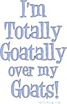 Totally Goatally My Goat