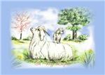 Goat Thinking of You