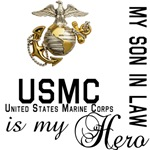 USMC My Son in Law MY Hero