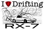 I heart drifting RX-7