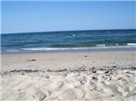 BEACH OFF THE OCEAN