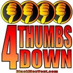4 Thumbs Down