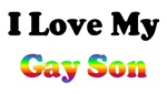 I Love My Gay Son T-Shirts & Gifts