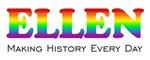 ELLEN - Making History T-Shirts & Gifts