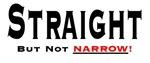 Straight - Not Narrow Pride Gear