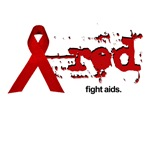 Red Ribbon Fight AIDS