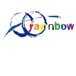 Ray'nBow Logo (Rainbow)
