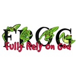 FROG (F.R.O.G.) Fully Rely on God