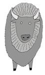 Crimping Iron Buffalo