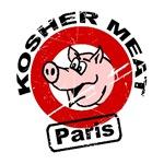 Kosher Meat Pig - Paris