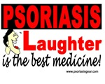 Psoriasis - Laughter is the best medicine!