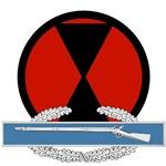 7th Infantry CIB
