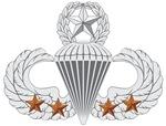 Master Airborne 4 Combat Jumps
