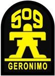 509th Infantry