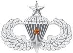 Airborne Senior Combat Jump