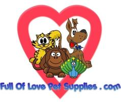 Full of Love Pet Supply Products
