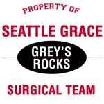 Seattle Grace Surgical Teams Shirts