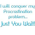 Procrastination Tees
