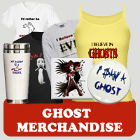 Ghosts & Paranormal: Tees, Gifts & Apparel