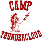 Camp Thundercloud Shirts