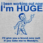 Kenny Banya Suit T-Shirts