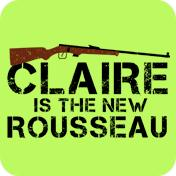 Claire Is The New Rousseau