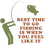 Best Time To Fish