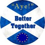 Scotland, United Kingdom & the EU!