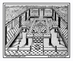 Michael W. Lemberger - Pen & Ink Drawings