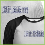 Blueprint Bride and Groom T-Shirts