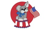 Patriotic Puppy T-Shirts