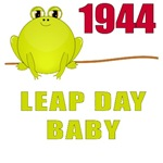 1944 Leap Year Baby T-Shirts