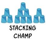 Stacking Champ T-Shirts