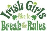 Irish Girls Break the Rules